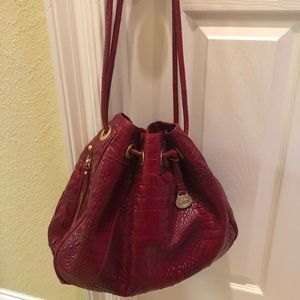 Brahmin Satchel Hobo Bag